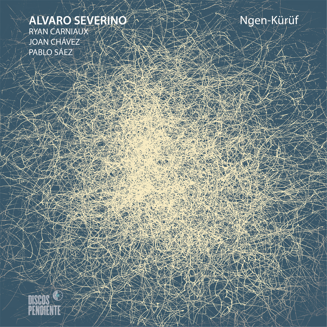 Alvaro Severino Ngen Kürüf Cover
